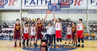 United Calabarzon Collegiate League opened it's 10th season