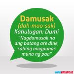 2016-08-04 Famous Batangenyo Words - Damusak
