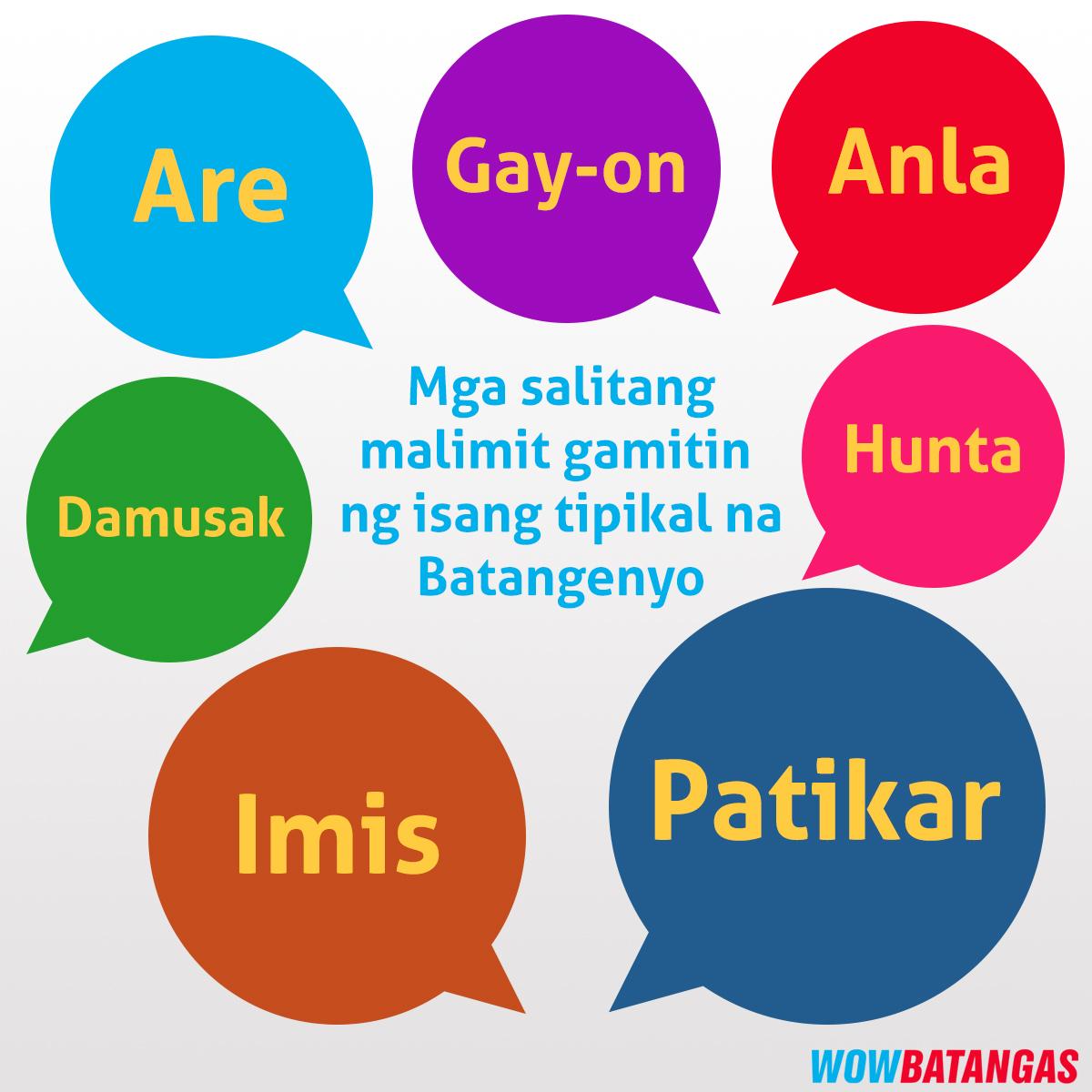 2016-08-04 Famous Batangenyo Words copy