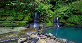 Bulalacao Falls ng Lipa City