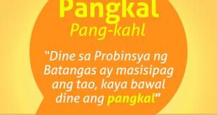 Diksyunaryong Batangueño Ep 17 – Pangkal