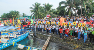 5th Taal Lake Festival at Marian Regatta 2016