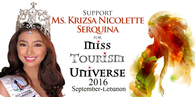 support-ms-krizsa-nicolette-serquina-for-miss-tourism-universe-2016