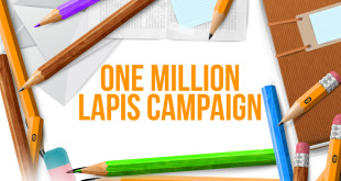 One Million Lapis Campaign