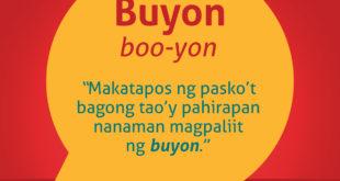 Diksyunaryong Batangueño Ep 22 – Buyon