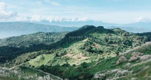 Mt Gulugod Baboy at Anilao, Mabini, Batangas