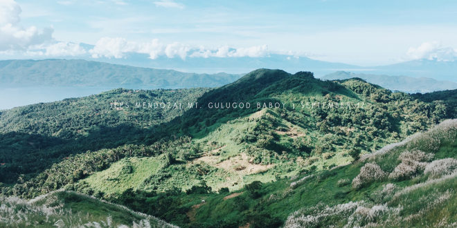 Mt Gulugod Baboy at Anilao, Batangas 1