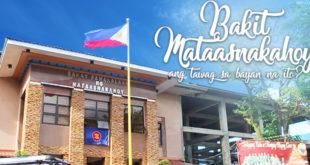 Bakit Mataasnakahoy ang ngalan ng bayang ito?