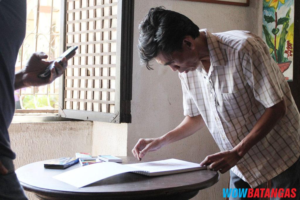 Ginoong Jorge Banawa - Isang Pintor at Modernong Bayani mula sa Taal, Batangas 29
