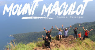Mount Maculot ng Cuenca, Batangas
