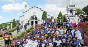 LIMA Park Hotel's 4th Bisikleta Iglesia with Fr. Robert Reyes OFM
