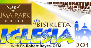 LIMA Park Hotel's 4th Bisikleta Iglesia